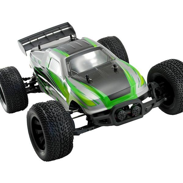 1/12 SCALE HBX ONSLAUGHT TRUGGY WITH BRUSHED MOTOR