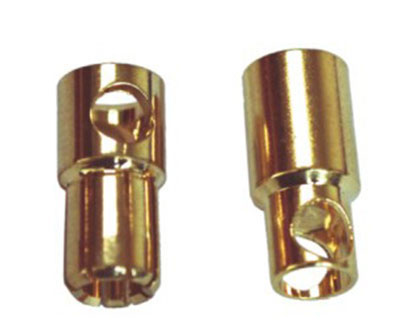 Emax 6.0mm Gold Bullets-1pr