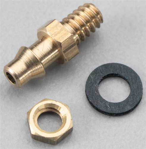 Dubro 539, 8-32 Bolt on Pressure Fitting