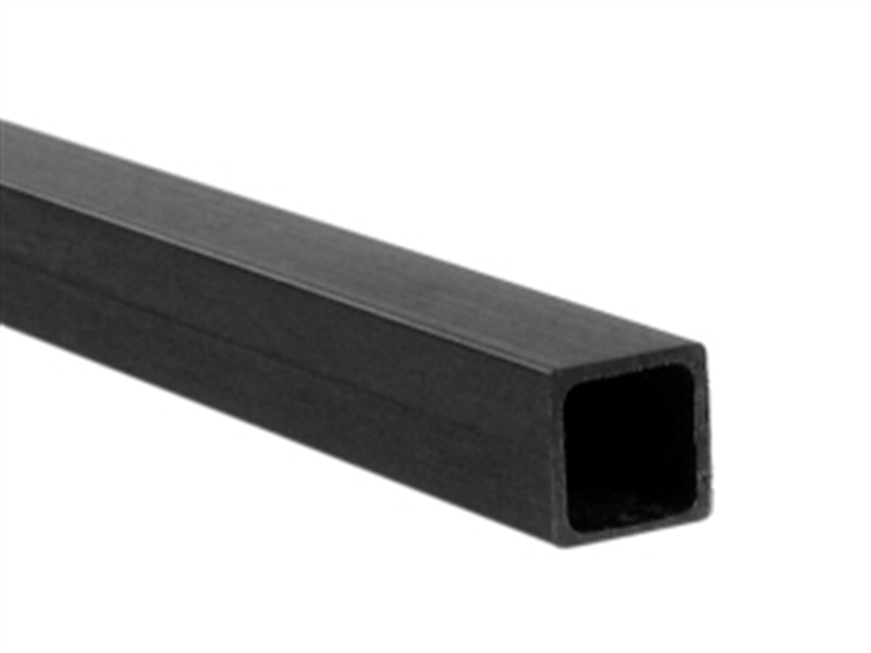 Carbon Square Tube 2.5mm x 2.5mm x 1mt
