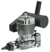 OS GT22 Gasoline Engine W/E-5040 SILENCER