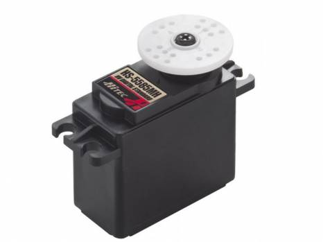 HS-5585MH High Voltage, High Torque Metal Gear Servo
