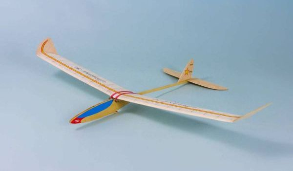 Lilienthal 40 RC , 1190mm wingspan Glider