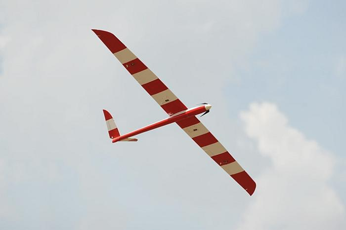 Phoenix Model Diamond 2.0m Electric V-Tail Glider