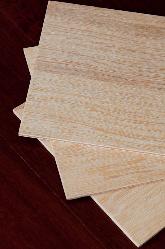 BASSWOOD PLYWOOD 1.5mm , 3 PLY 300 x 915mm
