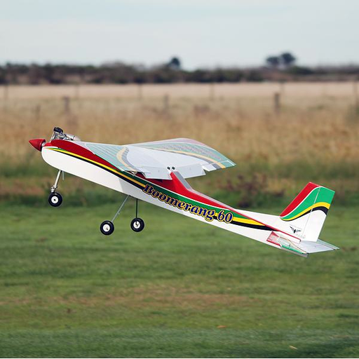 PHOENIX BOOMERANG 60 V 2 With Flaps and Oleo Nose Leg