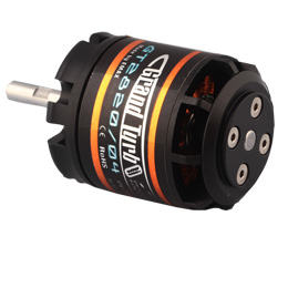 EMAX GT2820,850Kv Outrunner Brushless Motors