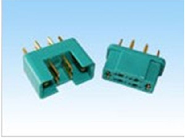 MPX Connectors:2Pairs