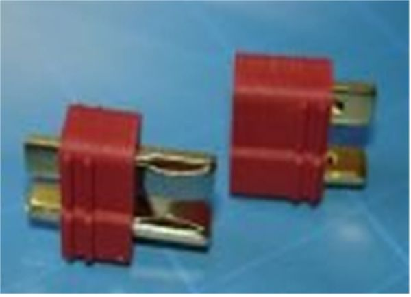 Radient T-Plug Connectors:1Pair