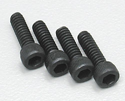 "Dubro 571, 4-40 x 1/2"" Socket Head Screws"