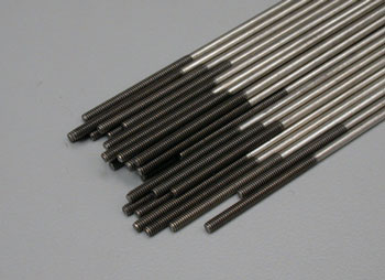 "Dubro 173, 2.56x30"" Threaded Rod"