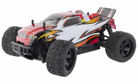 1/16 SCALE HBX SANDSTORM TRUGGY WITH BRUSHED MOTOR & RADIO INSTA